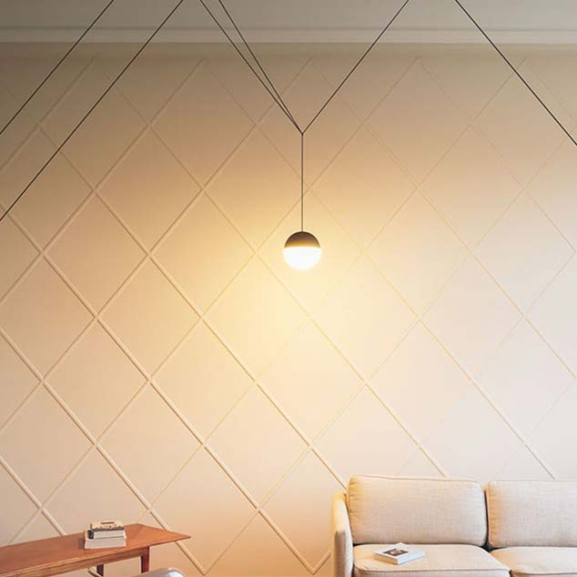 Flos: String Light Project.