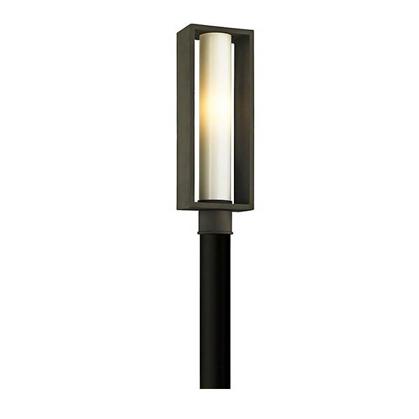 Mondrian Outdoor Light Post by Troy Lighting