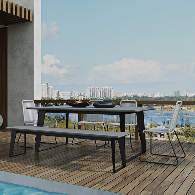How to Design an Outdoor Dining Space.