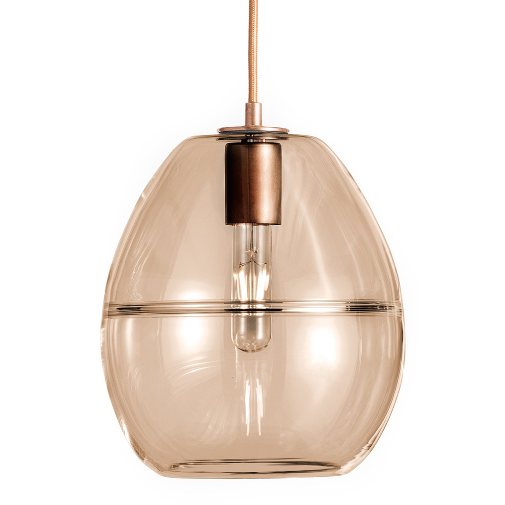 EXCLUSIVE: Halo Dome Pendant by Hennepin Made