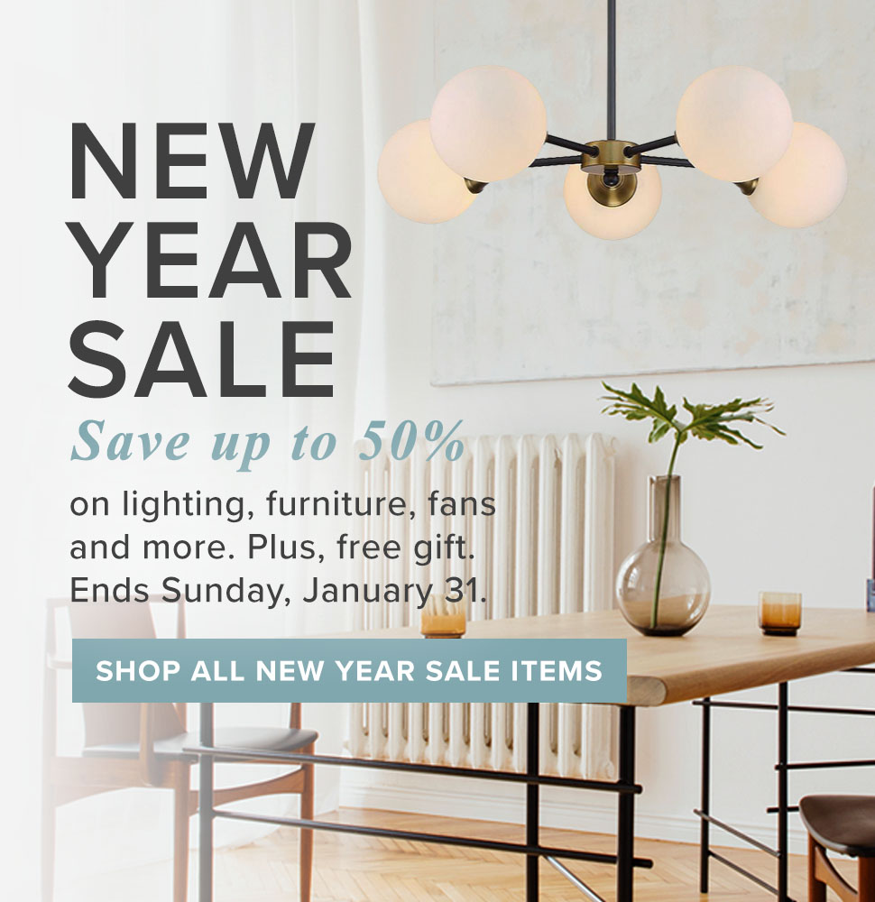 New Year Sale. Save up to 50%.
