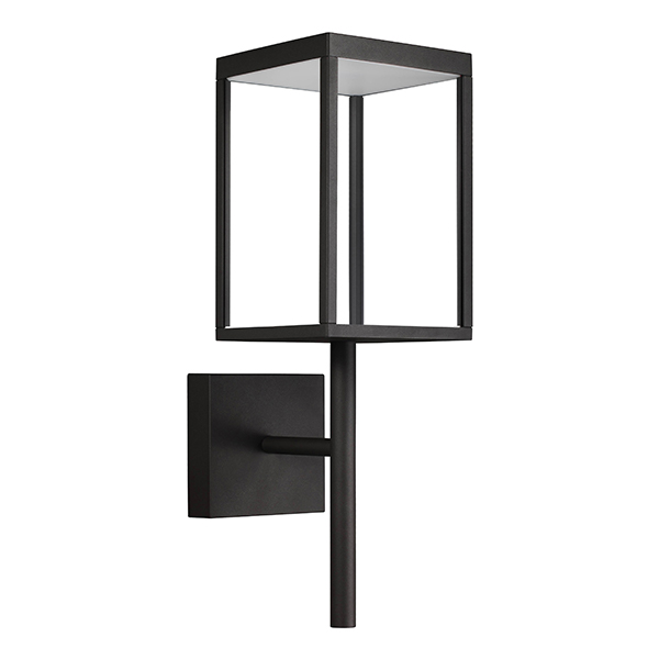 Reveal LED Outdoor Rectangular Wall Sconce by Access Lighting.