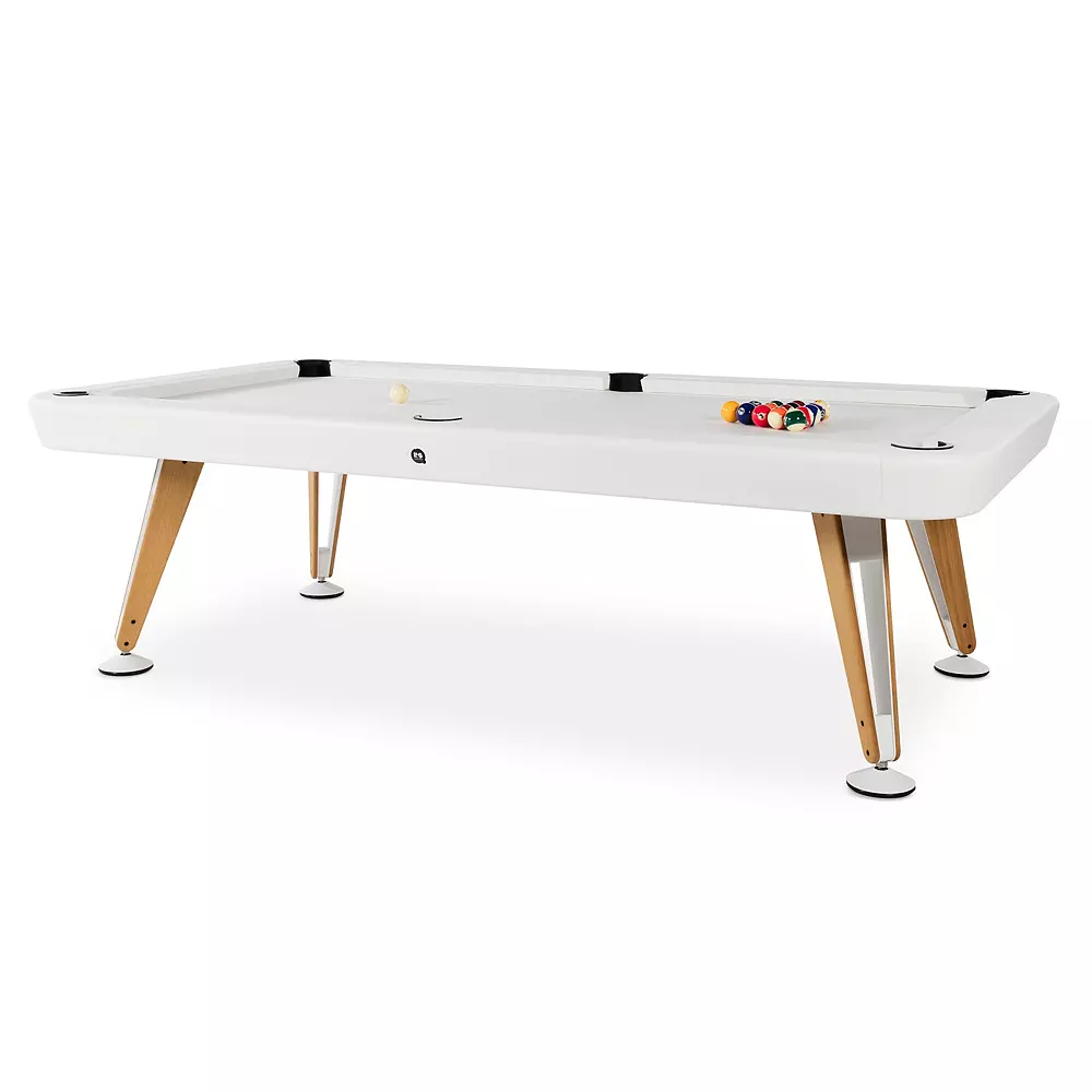 Diagonal Outdoor Pool Table by RS Barcelona