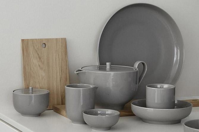 RO Tea Pot by Blomus.