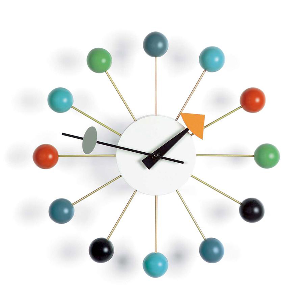Nelson Ball Clock by Vitra