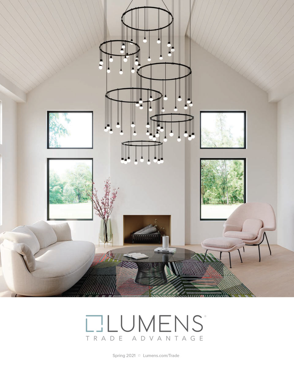 View the Lumens 2021 Spring eCatalog
