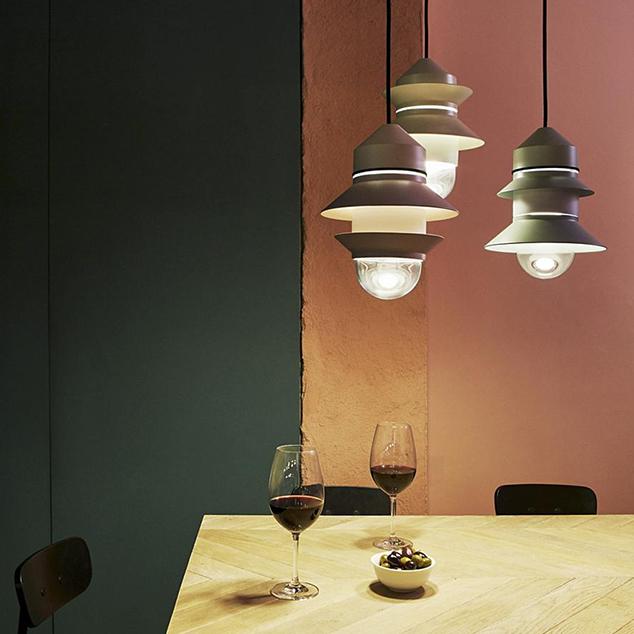 The Modern Lantern.