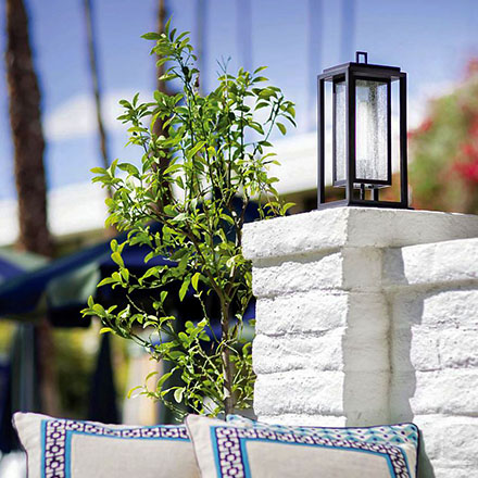 Coastal Cool Outdoor Lighting.
