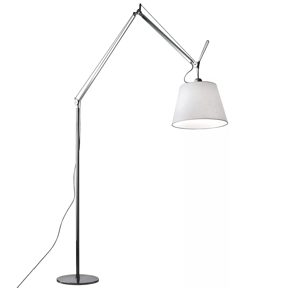 Tolomeo Mega Floor Lamp by Artemide.