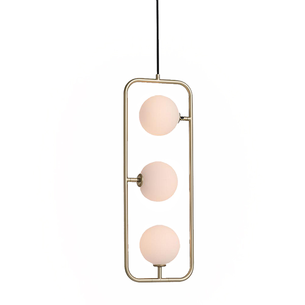 Sircle Triple Pendant by Seed Design.