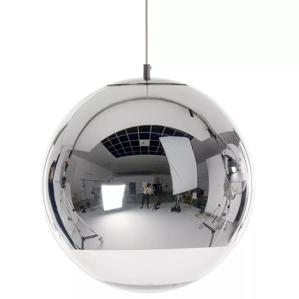 Mirror Ball by Tom Dixon.