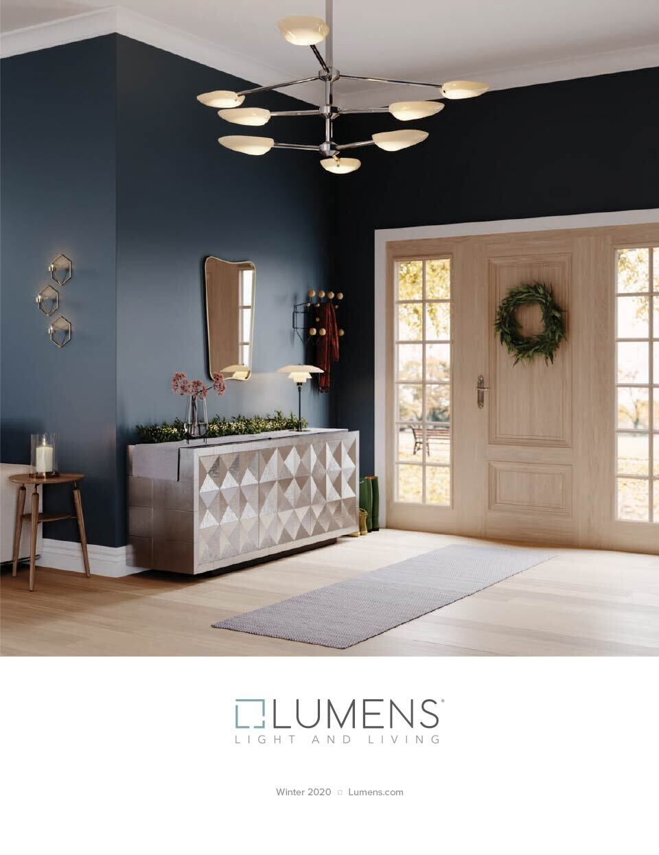 View the Lumens 2020 Winter eCatalog