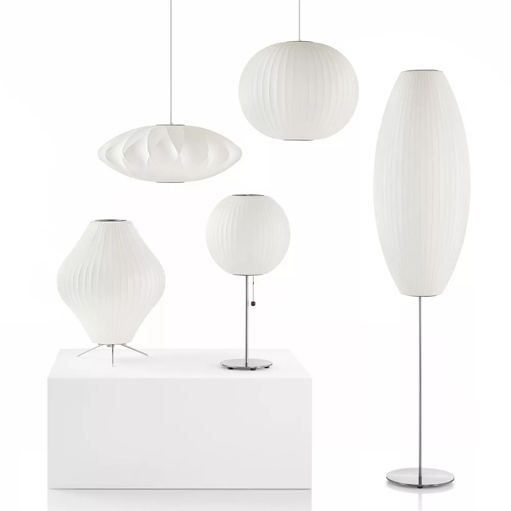 George Nelson™ Bubble Lamps® by Herman Miller®