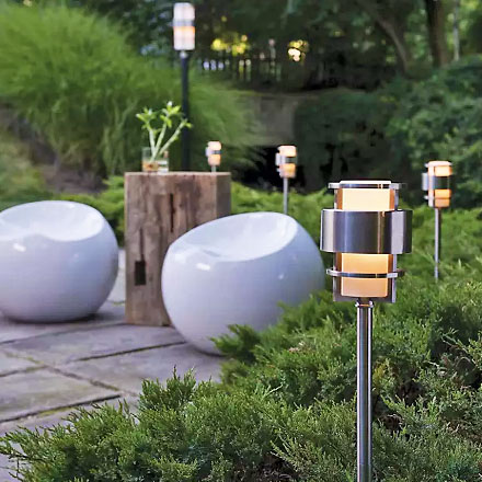 Outdoor Lighting.