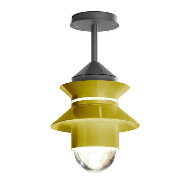 Santorini Outdoor Ceiling Light by Marset