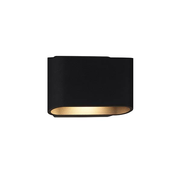 Eclipse Indoor/Outdoor LED Wall Sconce by Bruck Lighting