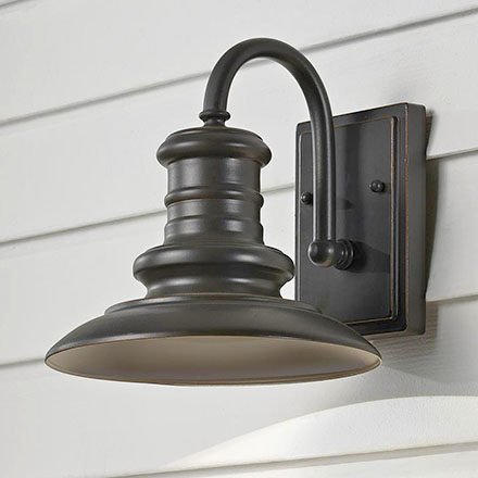 Modern Farmhouse Outdoor Lighting.
